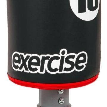Exercise Standboxsack ProStrike Free Standing Bag, Schwarz - 5