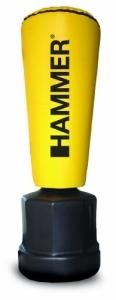 HAMMER Standboxsack Premium Impact Punch, gelb, 55x162/177/192 cm im Test