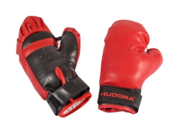 HUDORA Punchingball mit Boxhandschuhen u. Pumpe - 3
